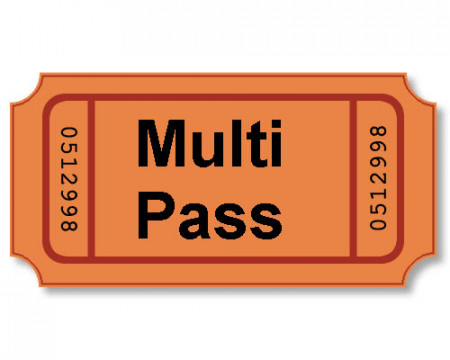 Whistlerrides Multi Pass (10 trips)
